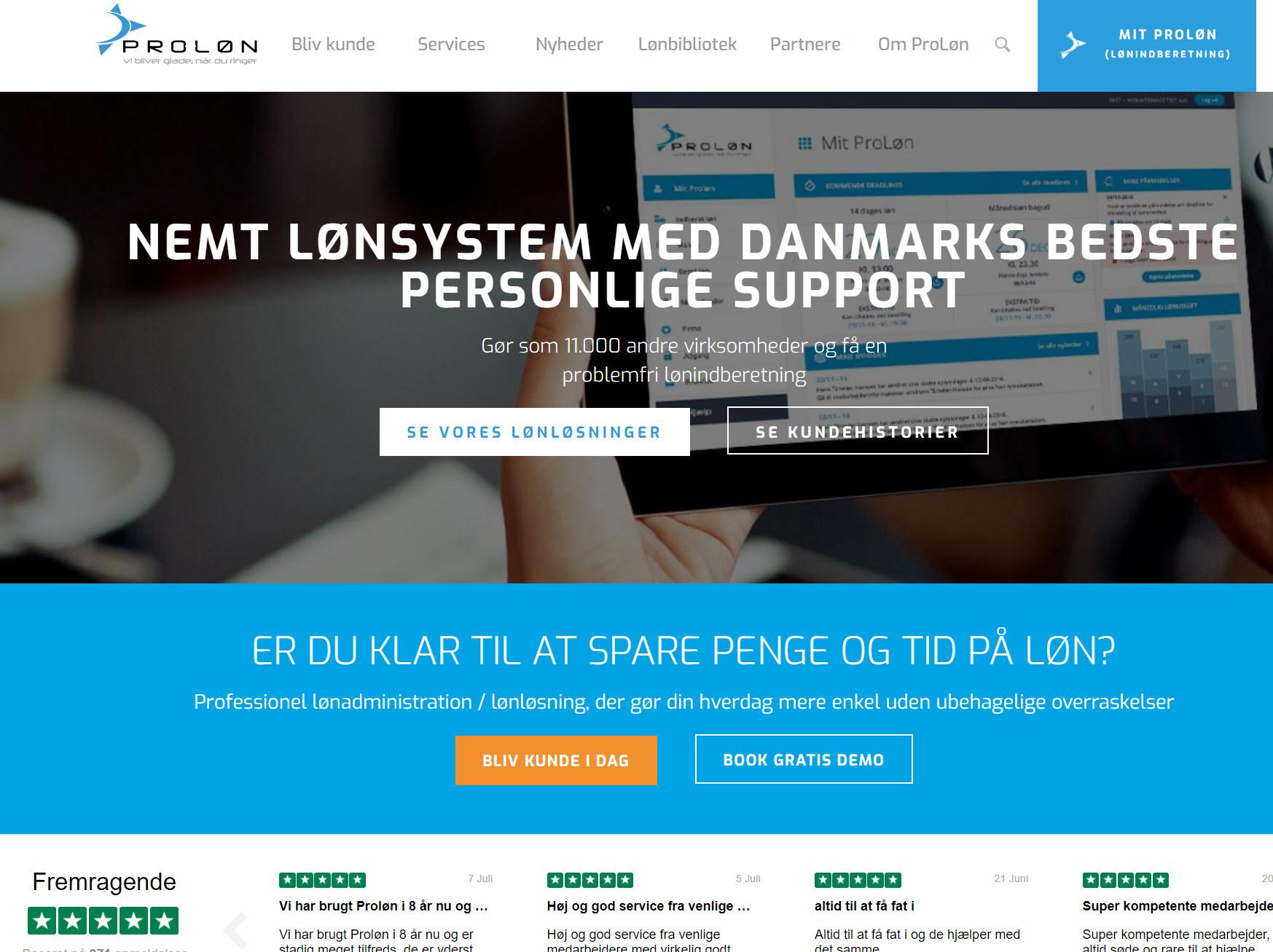 Ny-proløn-webside