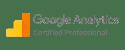 google analytics certificeret